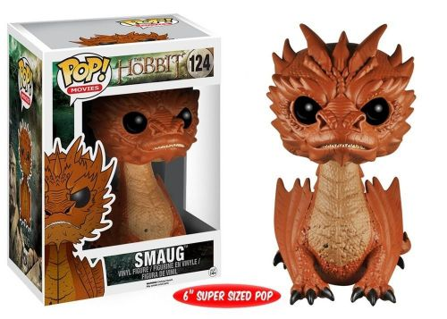 Funko Pop Filmes The Hobbit - Smaug