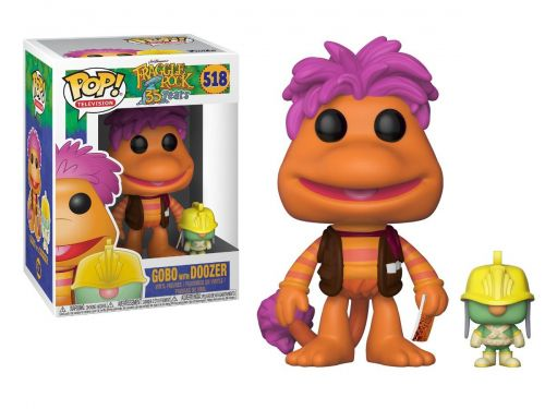 Funko Pop Fraggle Rock - Gobo with Doozer