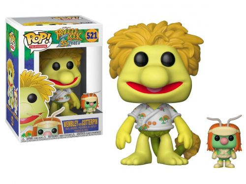 Funko Pop Fraggle Rock - Wembley with Cotterpin