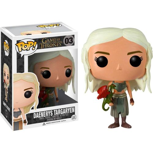 Funko Pop Game Of Thrones - Daenerys Targaryen