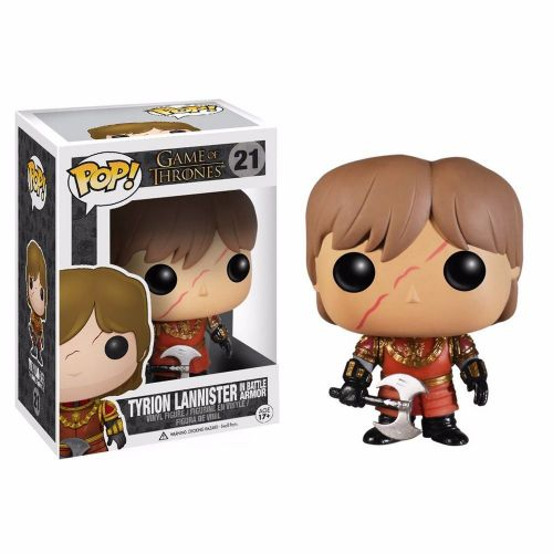 Funko Pop Game Of Thrones - Tyrion Lannister in Battle Armor 21