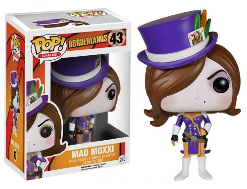 Funko Pop Games Borderlands - Mad Moxxi