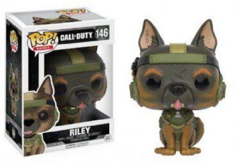 Funko Pop Games Call Of Duty - Riley 146