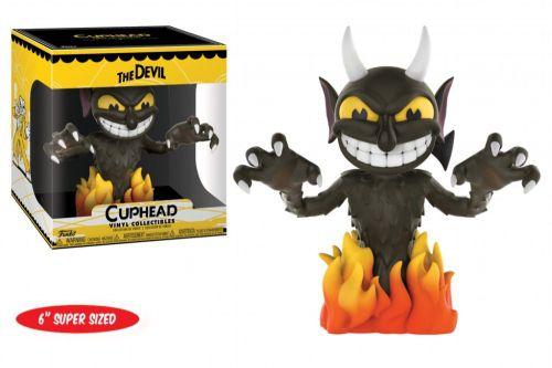 Funko Pop Games Cuphead - The Devil