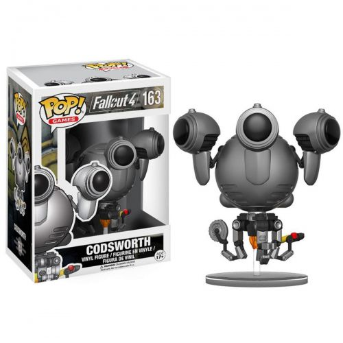 Funko Pop Games Fallout - Codsworth