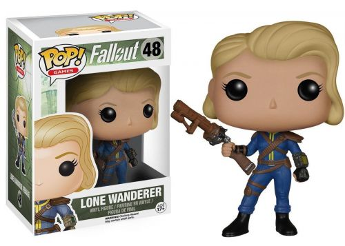 Funko Pop Games Fallout - Lone Wanderer Female