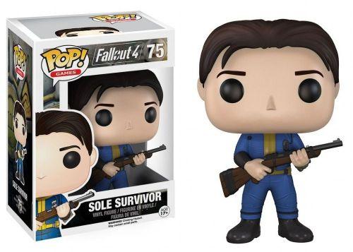 Funko Pop Games Fallout - Sole Survivor