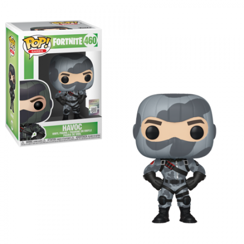 Funko Pop Games Fortnite - Havoc