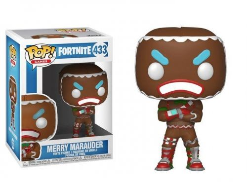 Funko Pop Games Fortnite Merry Marauder