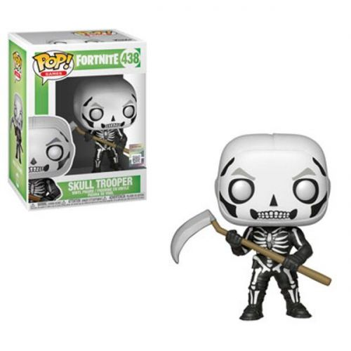 Funko Pop Games Fortnite - Skull Trooper