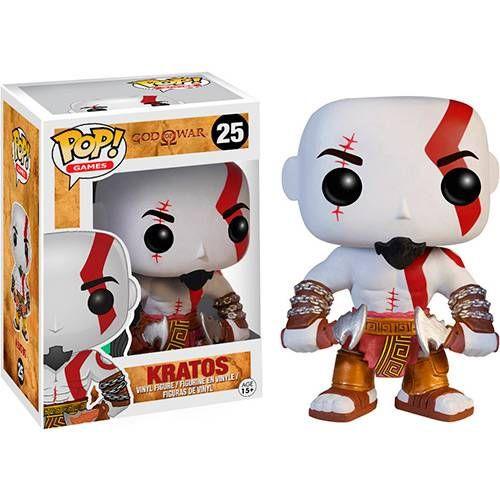 Funko Pop Games God of War - Kratos