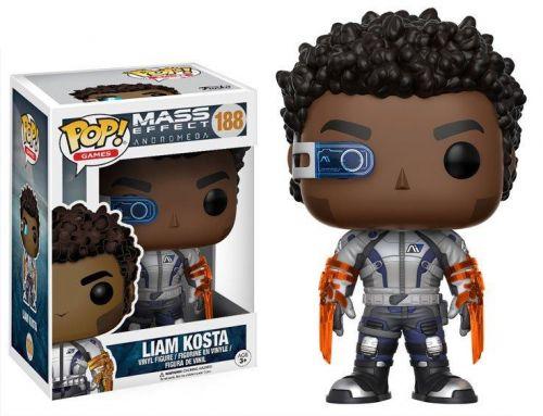 Funko Pop Games Mass Effect Andromeda - Liam Kosta