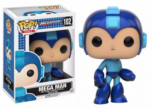Funko Pop Games Mega Man - Mega Man