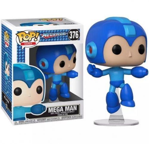 Funko Pop Games Mega Man - Mega Man Jumping 376