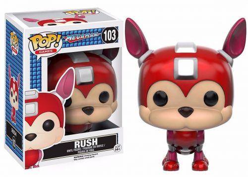 Funko Pop Games Mega Man - Rush