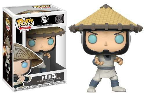 Funko Pop Games Mortal Kombat X - Raiden