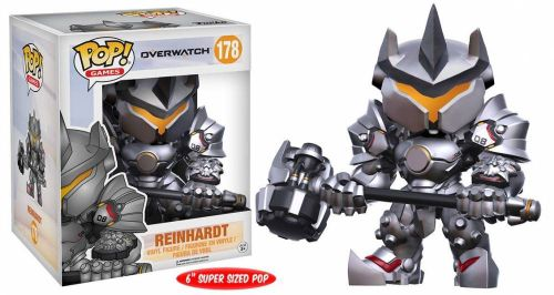 Funko Pop Games Overwatch - Reinhardt 178