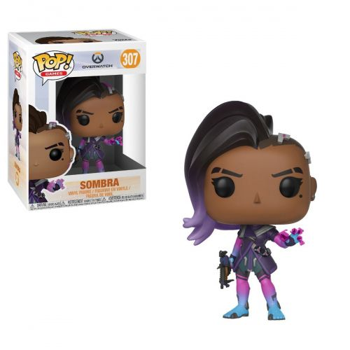 Funko Pop Games Overwatch - Sombra