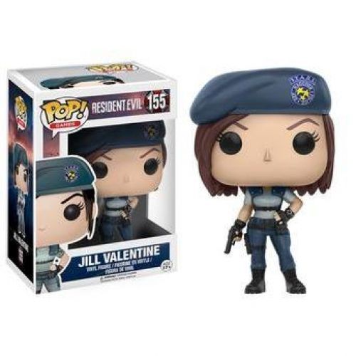 Funko Pop Games Resident Evil - Jill Valentine