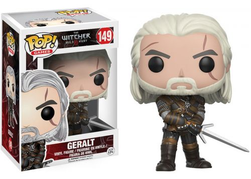 Funko Pop Games The Witcher III - Geralt
