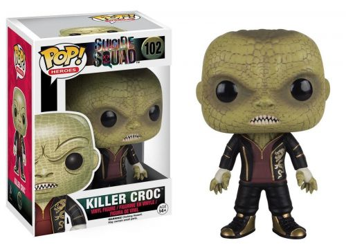 Funko Pop Heroes Suicide Squad - Killer Croc 102