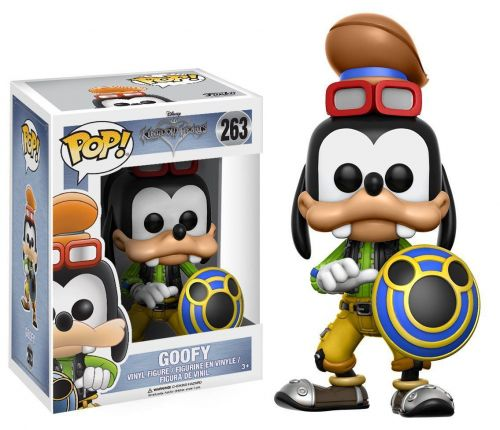 Funko Pop Kingdom Hearts - Goofy Pateta 263