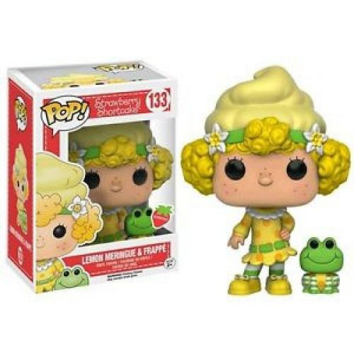 Funko Pop Lemon Meringue & Frappé - Moranguinho 133