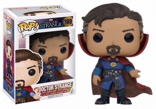 Funko Pop Marvel - Doutor Estranho (Doctor Strange) 169