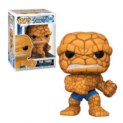 Funko Pop Marvel Fantastic Four The Thing