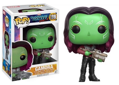Funko Pop Marvel Guardians of the Galaxy Vol.02 - Gamora