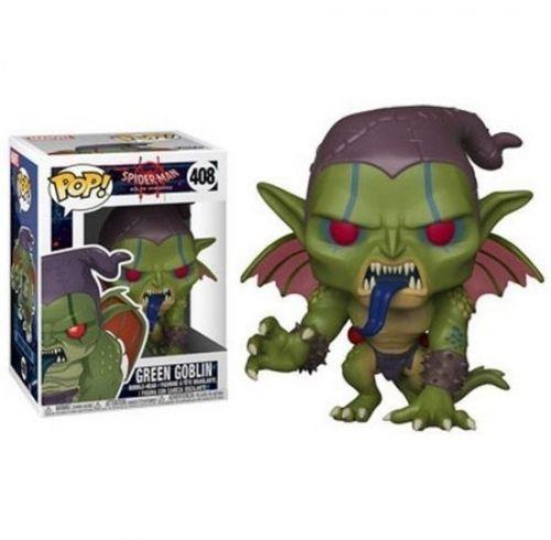 Funko Pop Marvel - Homem Aranha - Green Goblin 408