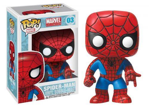 Funko Pop Marvel - Spider-Man