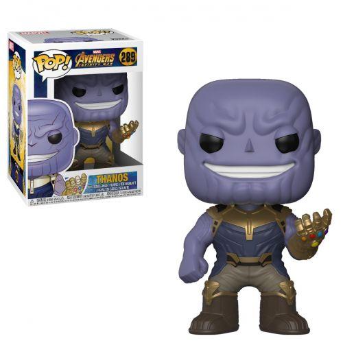 Funko Pop Marvel Vingadores Guerra Infinita - Thanos 289