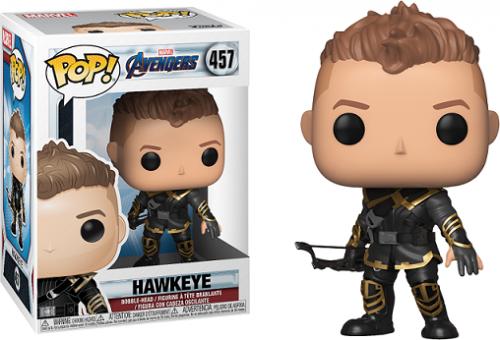 Funko Pop Marvel Vingadores Ultimato Gavião Arqueiro (Hawkeye)