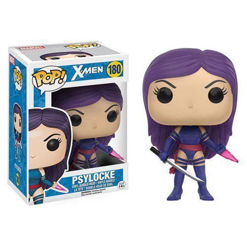 Funko Pop Marvel X-Men - Psylocke