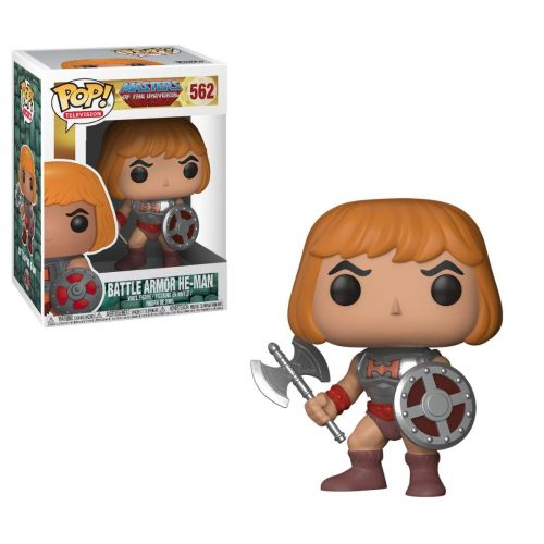 Funko Pop Mestres Do Universo - He-man