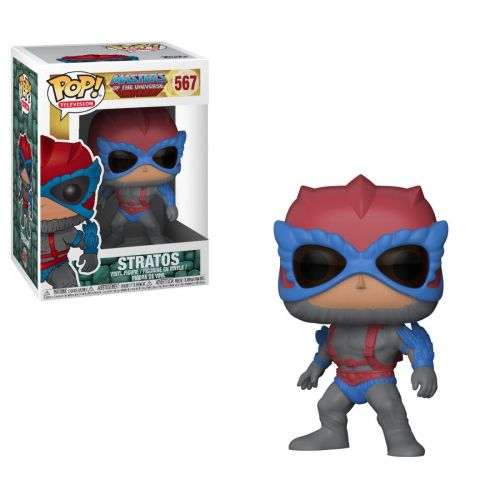 Funko Pop Mestres Do Universo - Stratos