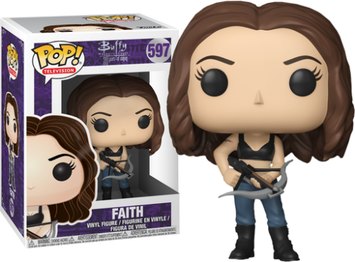 Funko Pop Movies Buffy The Vampire Slayer - Faith
