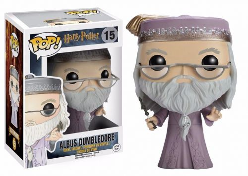 Funko Pop Movies Harry Potter Albus Dumbledore 15