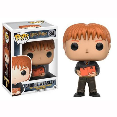 Funko Pop Movies Harry Potter George Weasley