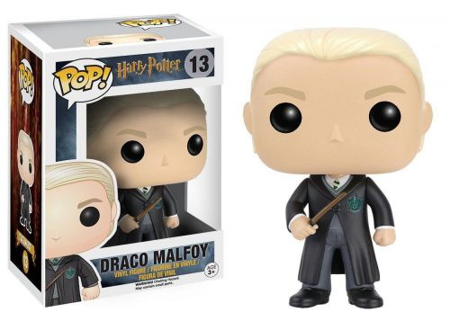 Funko Pop Movies Harry Potter Harry Draco Malfoy