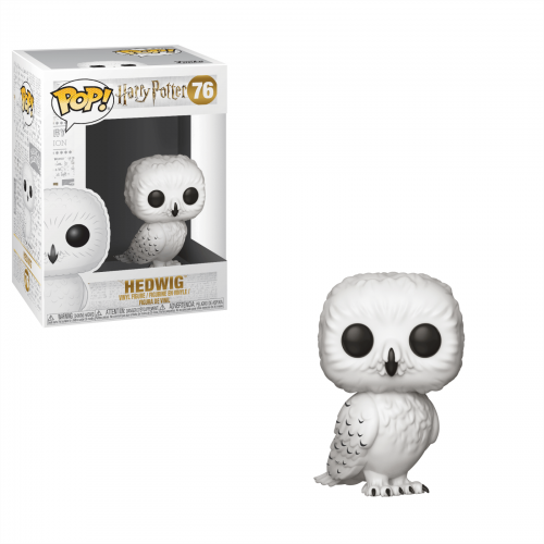 Funko Pop Movies Harry Potter - Hedwig
