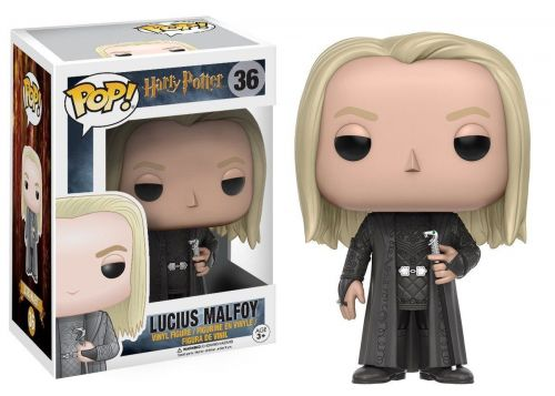 Funko Pop Movies Harry Potter Lucius Malfoy