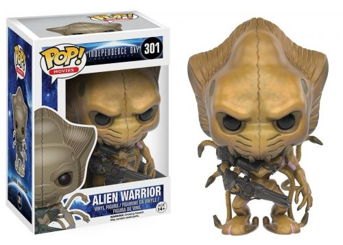 Funko Pop Movies Independence Day - Alien Warrior