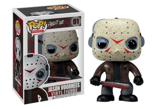 Funko Pop Movies Jason Voorhees