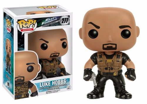 Funko Pop Movies Velozes e Furiosos - Luke Hobbs