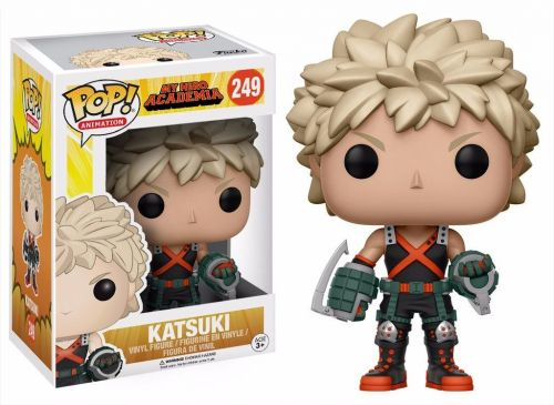 Funko Pop My Hero Academia - Katsuki