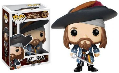 Funko Pop Pirates of the Caribbean - Barbossa