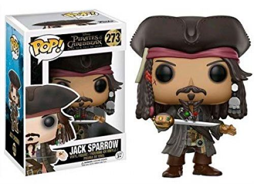 Funko Pop Pirates of the Caribbean - Jack Sparrow