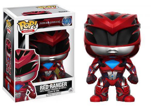 Funko Pop Power Rangers - Red Ranger
